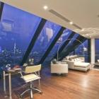 Appartement Penthouse de luxe avec vue sur Londres ' s majestueux Skyline