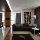 Appartement Réseau intriguant de Textures affichées par Graphite Penthouse à Kiev