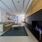 Appartement Appartement moderne de Kiev, conçu pour une jeune famille florissante