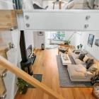 Appartement Beau Duplex scandinave, inspirant une Ambiance calme et accueillante