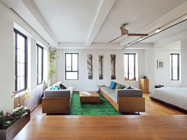 Pin Appartement Design Tout Blanc Avec Un Peu De Noir Quand Même on ...