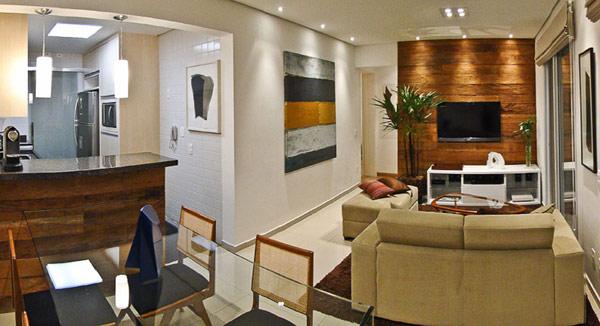 Petit appartement int grant des id es de design charmant for Castro architecte