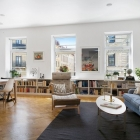 Appartement Raffiné appartement scandinave, inspirant des idées de décoration de la maison joyeuse