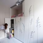 Appartement Incroyablement petit appartement à Paris réduit de fonctions au Minimum