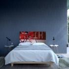 Chambre Relooking chambre sur un coup de tête : têtes de lit NOYO avec housses interchangeables