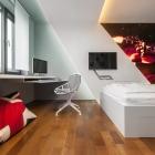 Chambre Inspiration chambres pour garçon et fille en slovaque moderne berceau