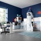 Chambre Belle gamme de thématiques pour enfants ' s lits mélange de Fun, de jeu et de repos