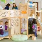 Chambre Un monde en Miniature de Fantasy et de jeux : Rhapsody enfants ' s lits