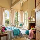 Chambre Belle chambre à coucher qui grésille par Eduardo Arruga