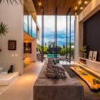 Maison Maison de moderne brésilienne adoptant une approche élégante de conception