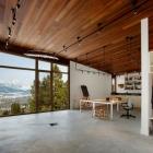 Maison Imposante maison et Studio visuellement en concurrence avec sa vue panoramique