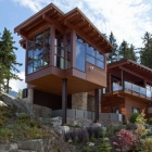 Maison Chalet de montagne de luxe proposant une vue panoramique à Whistler, Canada