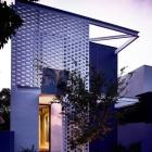 Maison Conception étroite maison habilement adaptée à son Site à Melbourne, Australie