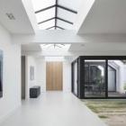 Maison Amsterdam Garage transformé en Light-Filled spacieuse maison par les architectes d'intérieur i29