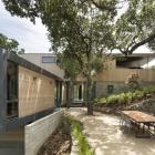 Maison Cabane de chasse minable impressionnante résidence contemporaine en L