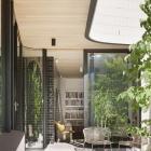 Maison Surprenant bâtiment édouardien rénovation en Australie : la maison de brique