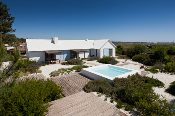inspirer le projet vers un paysage en alentejo portugal jardin comporta immobilier maison. Black Bedroom Furniture Sets. Home Design Ideas