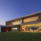 Maison Mar de Luz moderne Mansion au Pérou mettant en vedette luxueux transparence