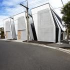 Maison Conception de la maison de provocation remodeler le paysage urbain australien