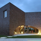Maison Intrigante Maison Jardin trois en Belgique, révélant un équilibre de vie sereine