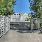 Maison Immobilier pailleté, en Californie, révélant une identité douteuse néoclassique