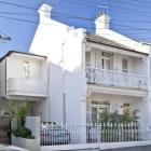 Maison Résidence victorienne à Sydney a ajouté un regard Vibrant et contemporain