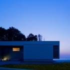 Maison Accueil japonais avec une vue spectaculaire sur la baie de Omura en forme de boîte : Y7-maison