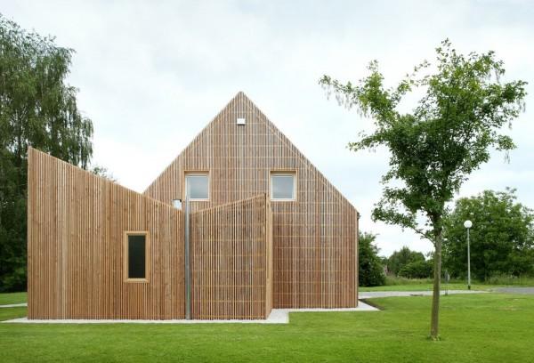 Remarquable extension maison cr ative am liorant une for Acheter une maison en belgique
