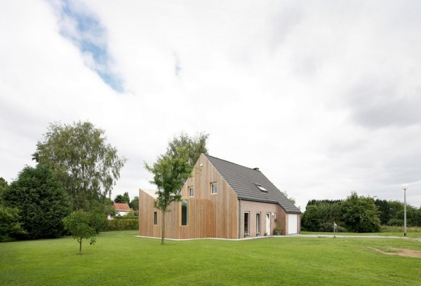 Remarquable extension maison cr ative am liorant une for Extension immobilier