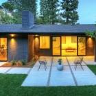 Maison Élégant Ranch moderne dans les collines de Hollywood qui respire une ambiance accueillante