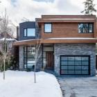 Maison Inspirer la conception schéma présenté par 285 Chaplin Crescent résidence au Canada