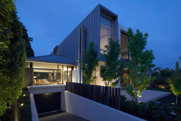 Architecture moderne en australie audacieuse hunter for Acheter une maison en australie
