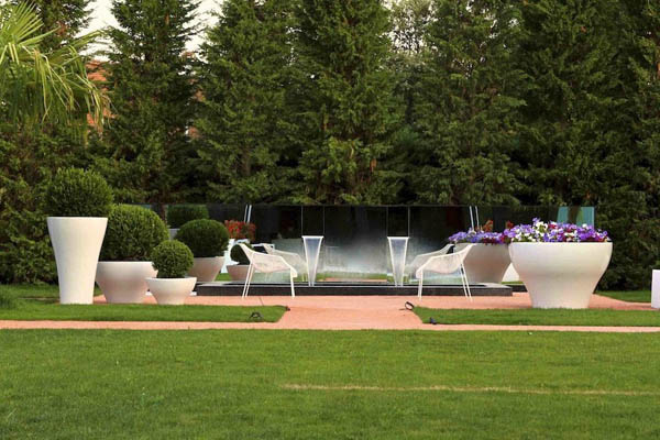 Villa Moderne D Inspiration Chalet Spectaculaire A Madrid