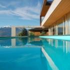Maison Panoramique maison de rêve au Lichtenstein collecte palpitantes vues