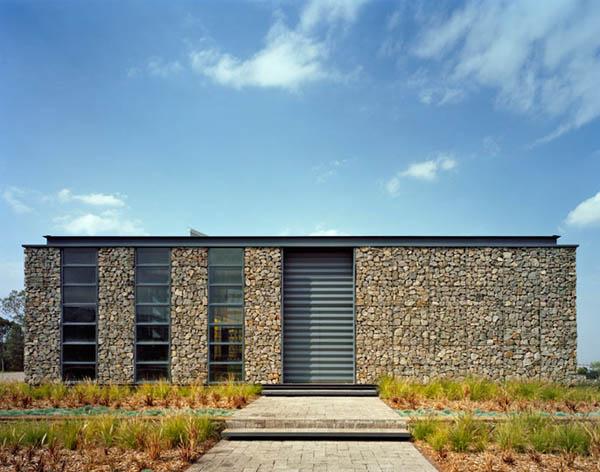 Design moderne et la pierre locale : Casa Club Bosque Altozano ...