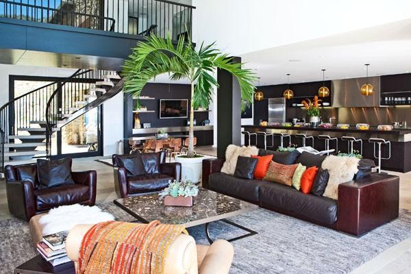 Opulente r sidence sur mesure de l 39 oc an malibu - Maison contemporaine malibu niles architecte ...