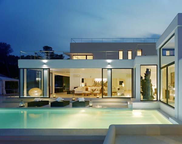Maison De Reve Moderne | Idées décoration - Idées décoration