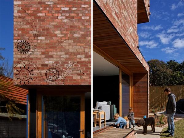 Projet d 39 extension durable en australie ilma grove house for Acheter une maison en australie