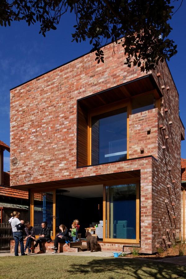 Projet d 39 extension durable en australie ilma grove house for Extension immobilier