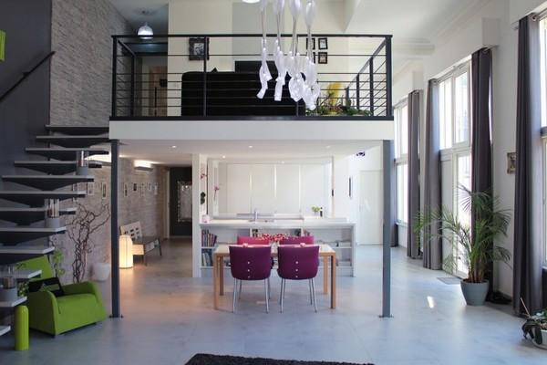 Couvent historique pr s de paris transform e en maison for L interieur d un couvent