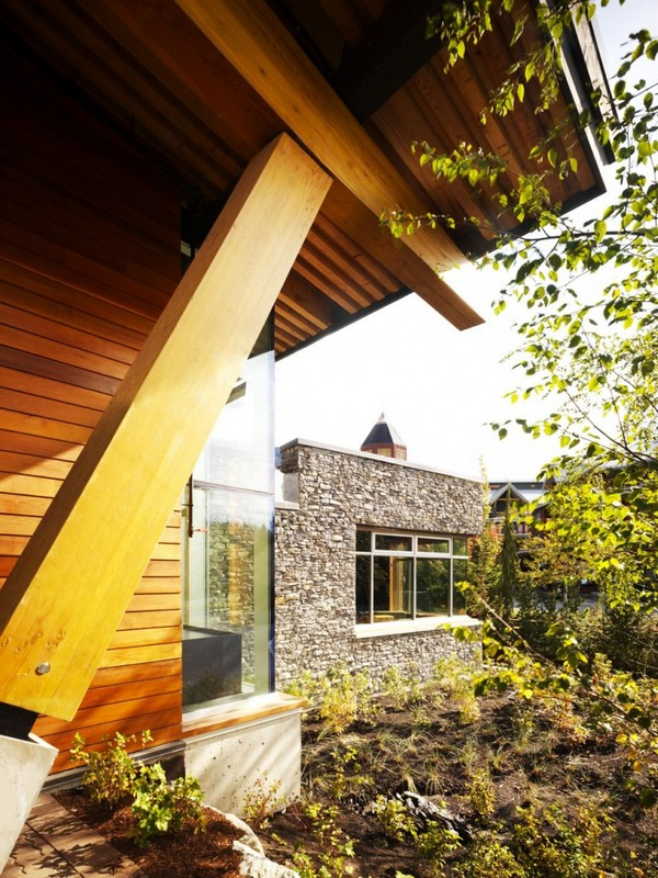 Invitant La Biblioth Que Design Au Canada Par Hughes Condon Marler Architects Immobilier