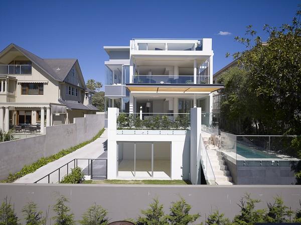 Jeux de lumi re et d 39 ombre de charme r sidence bellevue - Appartement bellevue hill rolf ockert design ...