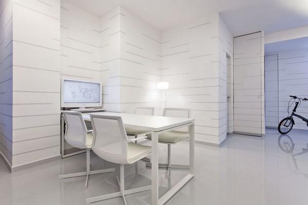 Studio moderne et bureau de arquitectura de dom for Modern design consulting engineering office