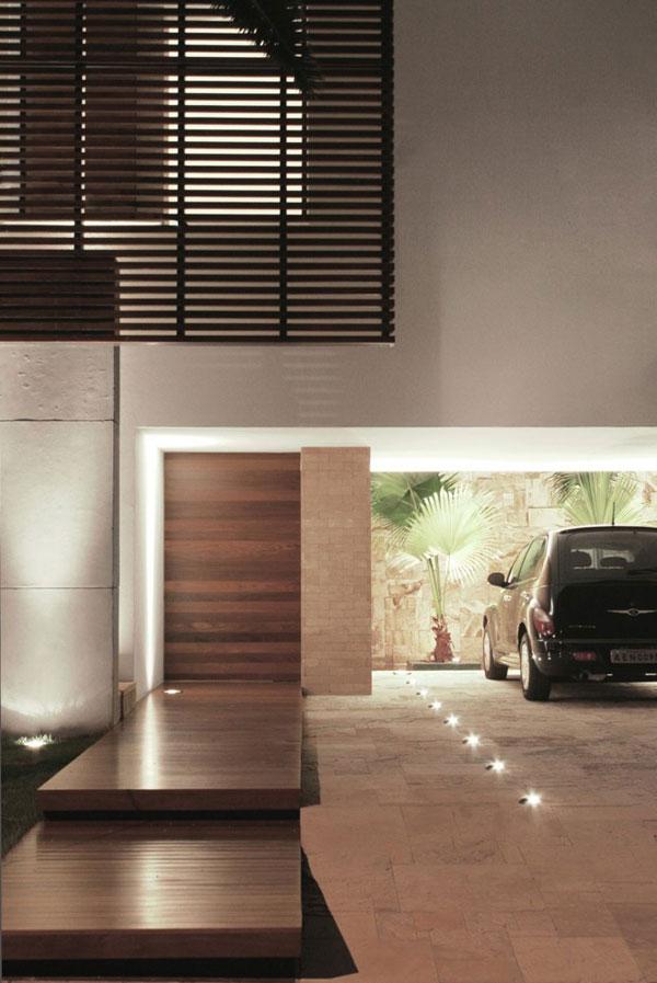 Une r sidence moderne de dehors de ce monde casa sf - La maison ah au bresil par le studio guilherme torres ...