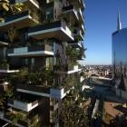 Maison Milan ' s Bosco Verticale, officiellement la Highrise plus innovant dans le monde