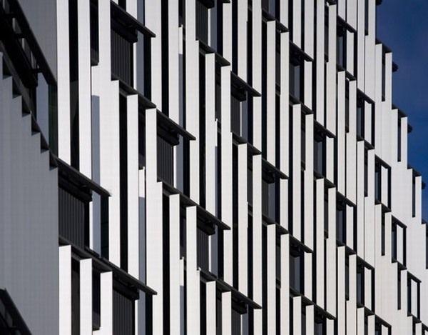 Pricewaterhouse coopers vert immeuble bureaux londres for Nouveau batiment londres
