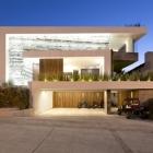 Maison Maison Creative au Mexique fournissant la vie moderne Opulent : résidence Clara Vista