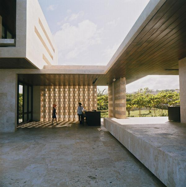 Casa kimball une magnifique villa en r publique - Villa kimball luxe republique dominicaine ...