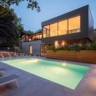 Maison Oasis de la ville moderne à Montréal, Canada : résidence du Prince Philip