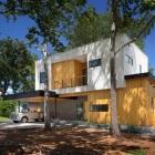 """Maison Équilibre entre retenue et Sophistication : """" maison de l'arbre """" résidence familiale, à Austin, Texas"""